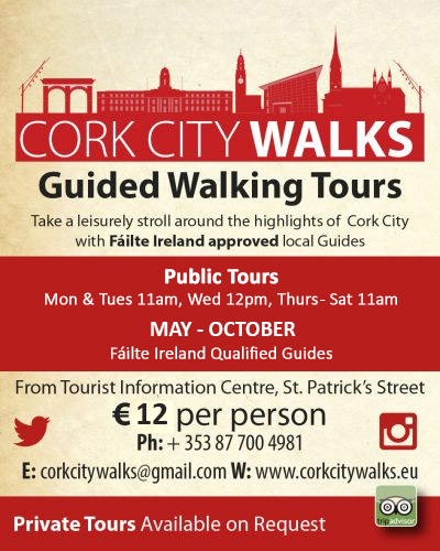 Cork Walk Tours